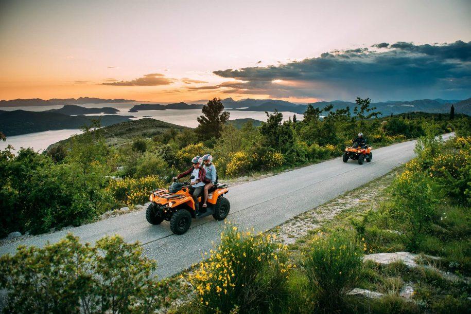 Koracevo sunset riding